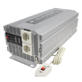 M�ni� Modifikovan� sinusoida 12 VDC - AC 230 V 2500 W CZ