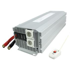 Mìniè s Modifikovanou Sinusoidou 12 VDC - AC 230 V 4000 W CZ