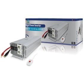 Mìniè s Modifikovanou Sinusoidou 12 VDC - AC 230 V 4000 W F (CEE 7/3)