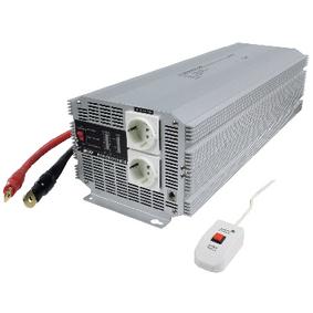 Mìniè Modifikovaná sinusoida 24 VDC - AC 230 V 4000 W F (CEE 7/3)