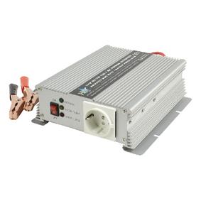 Mìniè Modifikovaná sinusoida 12 VDC - AC 230 V 600 W F (CEE 7/3)