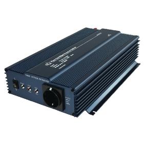 Mìniè s Èistou Sinusoidou 24 VDC AC 230 V 1000 W F (CEE 7/3)