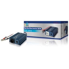Mìniè s Èistou Sinusoidou 12 VDC AC 230 V 300 W F (CEE 7/3)