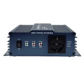 Mìniè s Èistou Sinusoidou 12 VDC AC 230 V 600 W F (CEE 7/3)