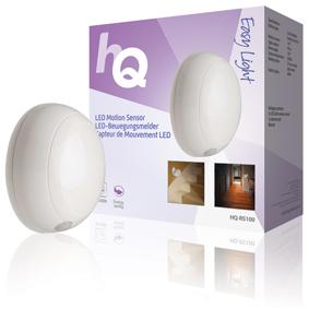 LED Svítidlo s Pohybovým Senzorem 0.5 W 40 lm