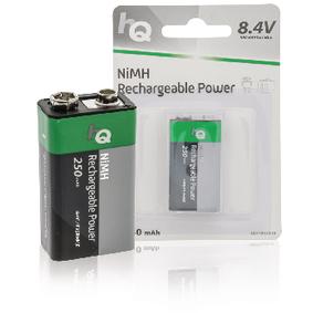 Dobíjecí NiMh Baterie E-Block 8.4 V 250 mAh 1-Blistr