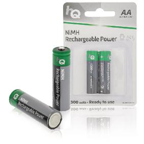 Dobíjecí NiMh Baterie AA 1.2 V 1300 mAh 2-Blistr