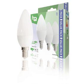 LED Žárovka E14 Svíèka 5.9 W 470 lm 2700 K