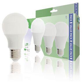 LED Žárovka E27 A60 5.9 W 470 lm 2700 K