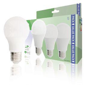 LED Žárovka E27 A60 9.5 W 806 lm 2700 K