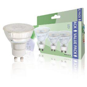 LED Žárovka GU10 PAR16 4.8 W 345 lm 2700 K