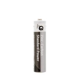 Zinko-Uhlíková Baterie AAA 1.5 V 2-Fólie