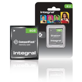 CF (Compact Flash) Pam�ov� Karta 8 GB