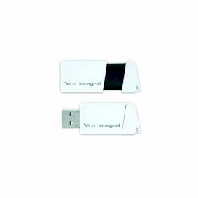 Flash Disk USB 3.0 128 GB Bílá/Èerná - zvìtšit obrázek