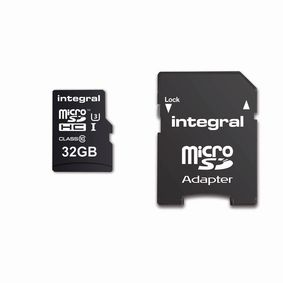 microSDHC Pamì�ová Karta UHS-I 32 GB