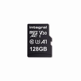 microSDXC / SD Pam�ov� Karta V30 128 GB - zv�t�it obr�zek