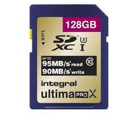 SDXC Pam�ov� Karta T��da 10 / UHS-I 128 GB