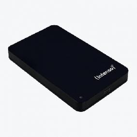 "USB 2.0 Portable 2.5"" Hard Disk 500GB Black"