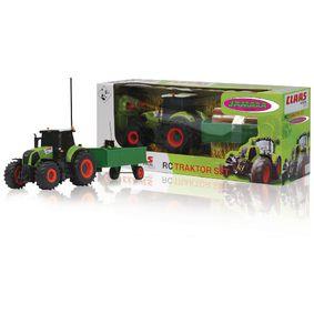R/C Traktor CLAAS Axion 850 s pøívìsem na døevo RTR 1 28 Zelená