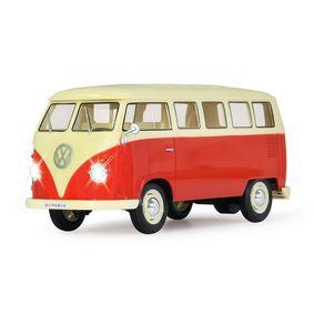 R/C Classic Autobus VW T1 1 16 Èervená