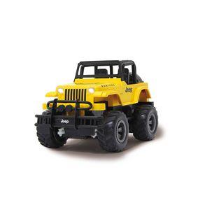 R/C Jeep Wrangler Rubicon 1 18 Žlutá