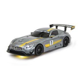 Kabriolet R/C Mercedes AMG GT3 1 14 Šedá