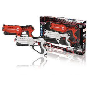 Sada Laser Battle Oranžová/Bílá