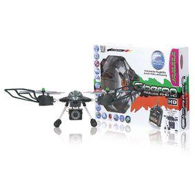 R/C Dron Oberon Altitude 4 6 Kanál RTF / Foto / Video / Se Svìtly / Otáèení o 360 2,4GHz Ovladaè Zelená