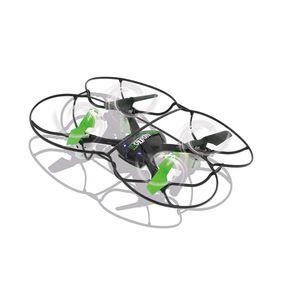 R/C Dron MotionFly G-Sensor Compass Turbo Flip 2,4GHz Ovladaè Èerná/Zelená