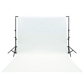 Pozadí pro Foto Studio 190 x 295 cm Prùsvitná Bílá