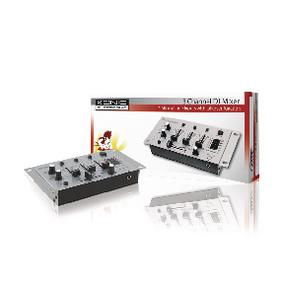 Dj Mixer 3-Kanál
