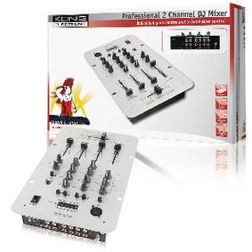 Dj Mixer 2-Kanál