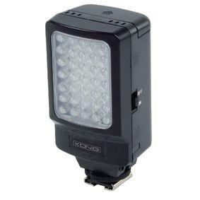 Nasazovací 35 LED Video Osvìtlení