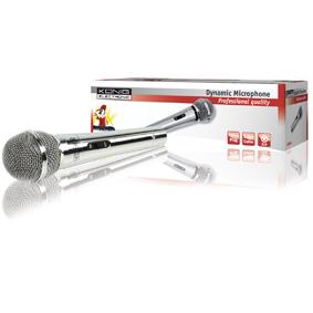 Dr�tov� Mikrofon 6.35 mm St��brn�