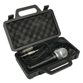 Drátový Mikrofon 6.35 mm Èerná/Šedá