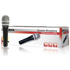 Dr�tov� Mikrofon 6.35 mm -72 dB �ern�