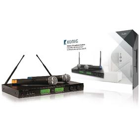 16-Kanál Bezdrátový Mikrofon 863-865 Mhz