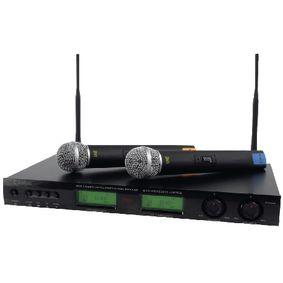 16-Kan�l Bezdr�tov� Mikrofon 863-865 Mhz