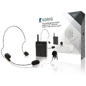 Bezdrátový Mikrofon 863-865 Mhz