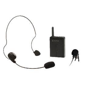 Bezdr�tov� Mikrofon 863-865 Mhz