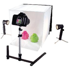 Skládací Mini Foto Studio 40 x 40 x 40 cm