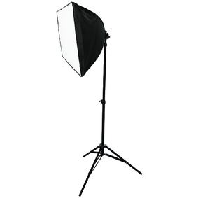 Foto Studio softbox 2x 70 W