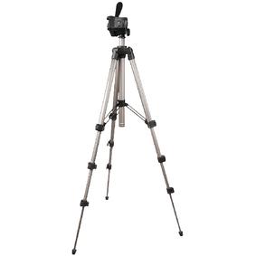 Fotoaparát / Kamera Stativ Náklon & Natoèení 105 cm Èerná/Støíbrná