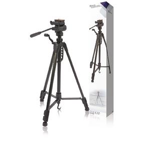 Fotoaparát / Kamera Stativ Náklon & Natoèení 148 cm Èerná