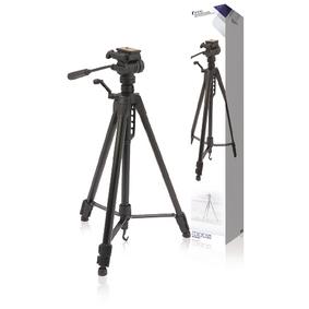 Fotoaparát / Kamera Stativ Náklon & Natoèení 165 cm Èerná