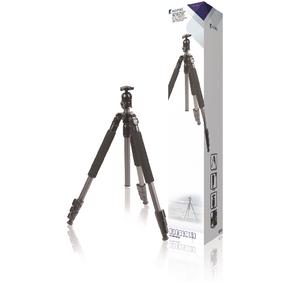 Fotoaparát / Kamera Stativ Kulová Hlava 131.50 cm Èerná