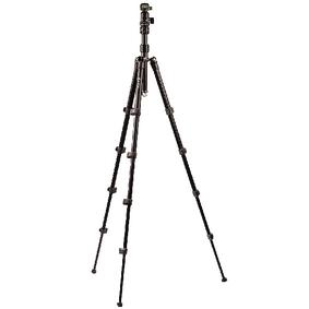 Profesion�ln� Fotoapar�t / Kamera Stativ Kulov� Hlava 137 cm �ern�