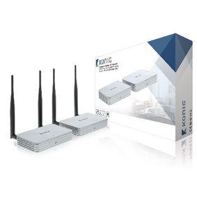5 GHz Bezdr�tov� HDMI Transmitter 1080p / 3D - Rozsah 100 m
