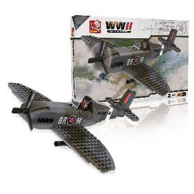 Stavebnicov� Kostky WWII Serie Spitfire