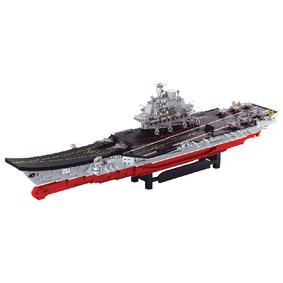Stavebnicové Kostky Aircraft Carrier Serie Velká Letadlová Loï